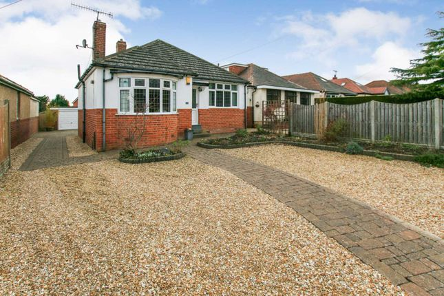 Thumbnail Bungalow for sale in Stubley Lane, Dronfield, Derbyshire