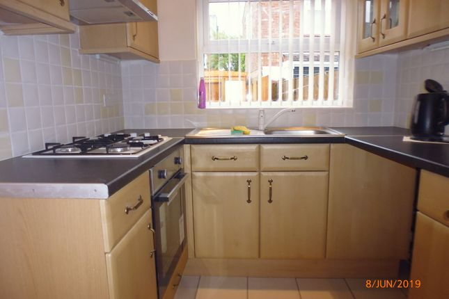 Thumbnail Terraced house to rent in Upper Aughton Road, Southport
