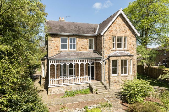Thumbnail Detached house for sale in Greystones, Oakwood, Hexham, Northumberland