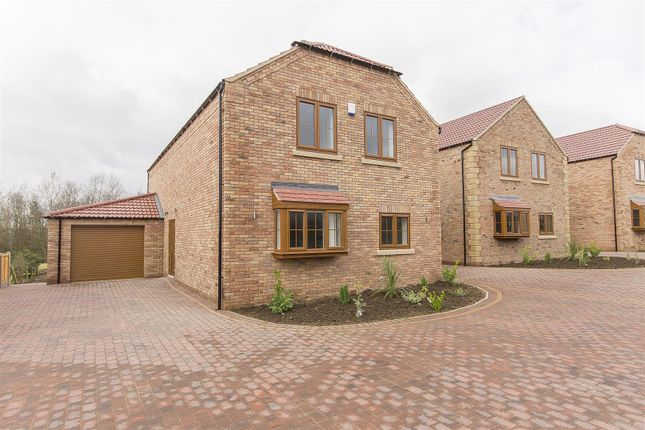 Thumbnail Detached house for sale in Hady Lane, Hady, Chesterfield