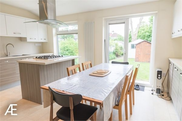 Thumbnail Terraced house to rent in Clock House Road, Beckenham, Kent