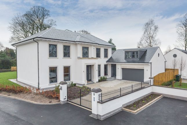 Thumbnail Detached house for sale in 2 Park Meadow, Aldcliffe, Lancaster