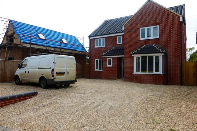 Thumbnail Detached house to rent in Friday Street, West Row, Bury St. Edmunds