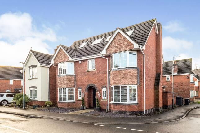 Thumbnail Detached house for sale in Hammond Green, Wellesbourne, Warwick