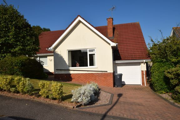 Detached bungalow to rent in Woolbrook Meadows, Sidmouth