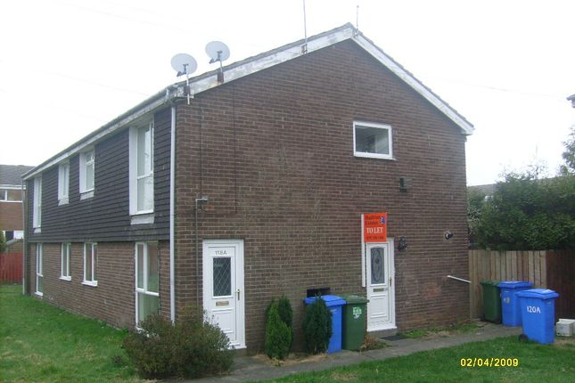 Thumbnail Flat to rent in Druridge Drive, Blyth