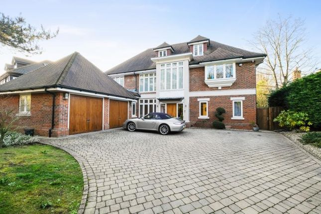 Thumbnail Property to rent in Cranley Road, Burwood Park, Walton-On-Thames, Surrey