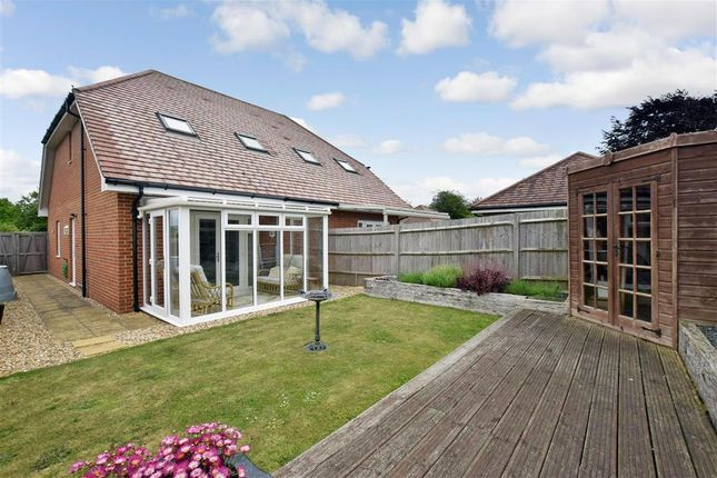 Thumbnail Semi-detached house for sale in Chantry Mead, Barnham, Bognor Regis, West Sussex