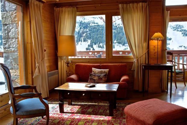 Living Room of Méribel Sous Morel, Méribel, French Alps, 73550