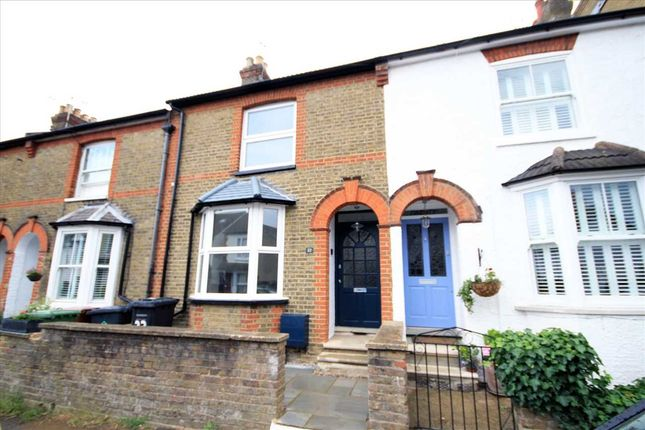 Thumbnail Terraced house for sale in Rudolph Road, Bushey WD23.