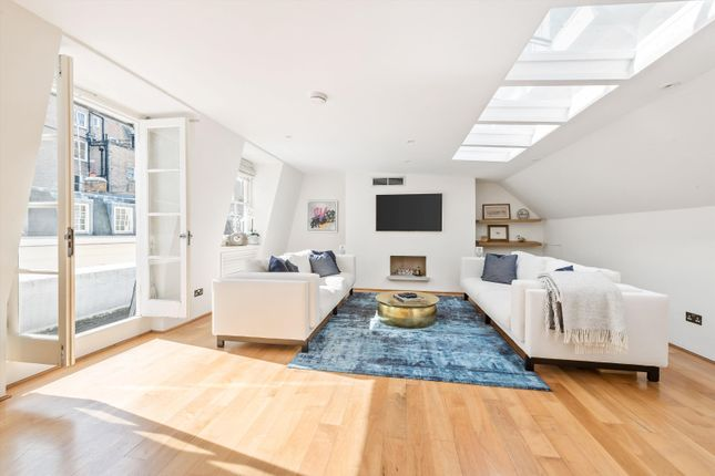 2 bed terraced house to rent in Petersham Place, South Kensington, London SW7