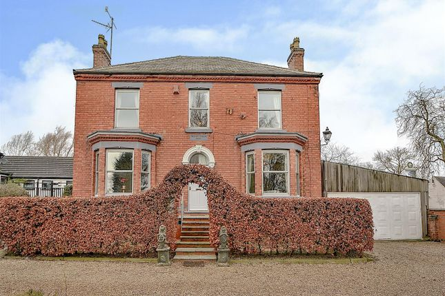 Thumbnail Detached house for sale in Trent Lock, Long Eaton, Nottingham