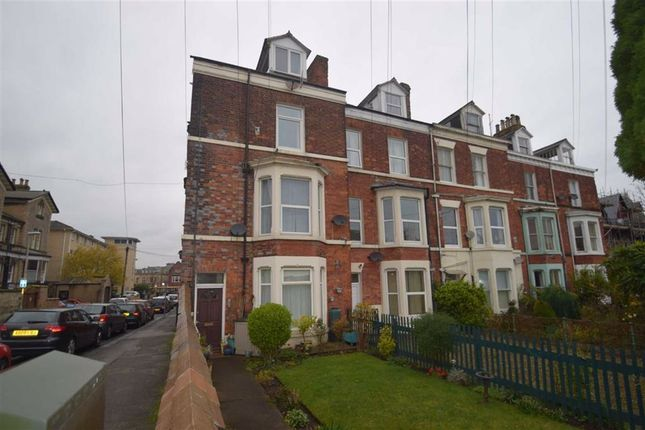Thumbnail Flat to rent in Beulah Terrace, Scarborough, North Yorkshire