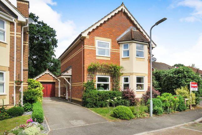 Thumbnail Detached house for sale in Mead Way, Monkton Heathfield, Taunton