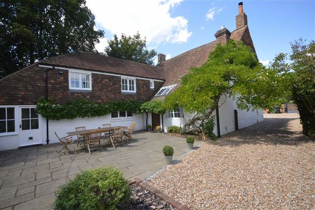 Thumbnail Detached house to rent in The Street, Willesborough, Kent