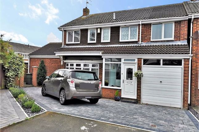 Thumbnail Detached house for sale in Hawsker Close, Tunstall, Sunderland