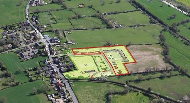 Thumbnail Commercial property for sale in Residential Development, Alpraham, Cheshire