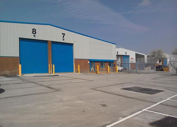 Thumbnail Light industrial to let in Unit 7 & 8, Parkway Link, Sheffield