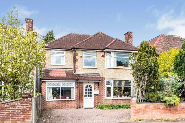 Thumbnail Detached house for sale in Eden Drive, Headington, Oxford