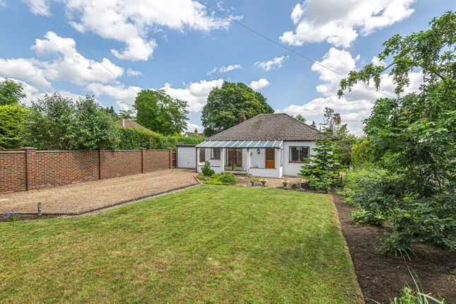 Thumbnail Detached bungalow for sale in Staines-Upon-Thames, Surrey