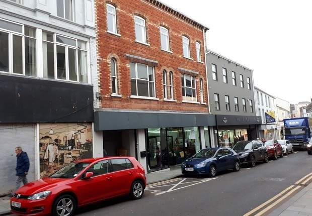 Thumbnail Industrial to let in Church Street, Ballymena, County Antrim