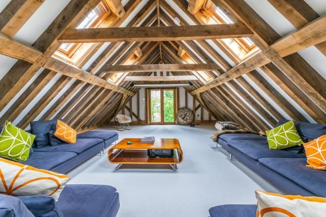 Thumbnail Barn conversion for sale in Emms Lane, Brooks Green, Horsham, West Sussex