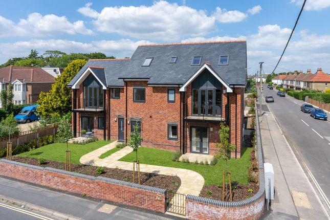 Thumbnail Flat for sale in Station Road, Netley Abbey