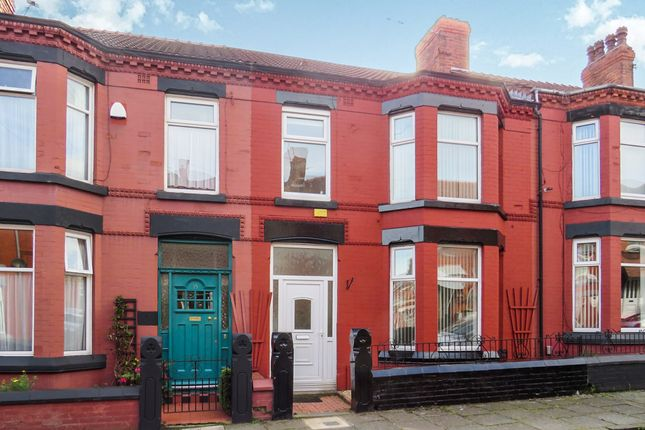 Thumbnail Terraced house for sale in Waring Avenue, Tranmere, Birkenhead
