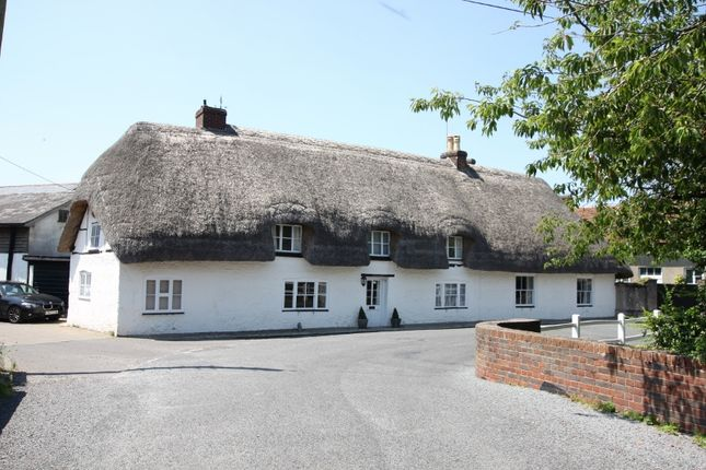 Thumbnail Detached house for sale in St Mary Bourne, Andover, Hampshire