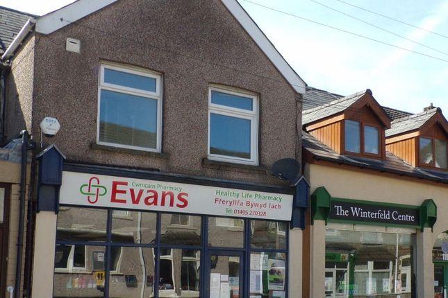 Thumbnail Flat to rent in Newport Road, Cwmcarn, Cross Keys, Newport