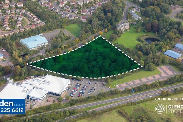 Thumbnail Land for sale in Pitreavie Castle, Castle Drive, Dunfermline