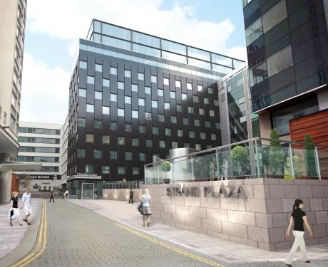 1 bed flat for sale in Strand Plaza, The Strand, Liverpool