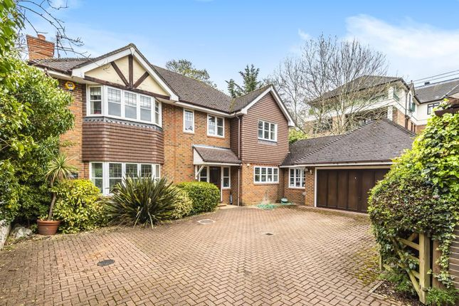 Thumbnail Detached house for sale in High Road, Bushey