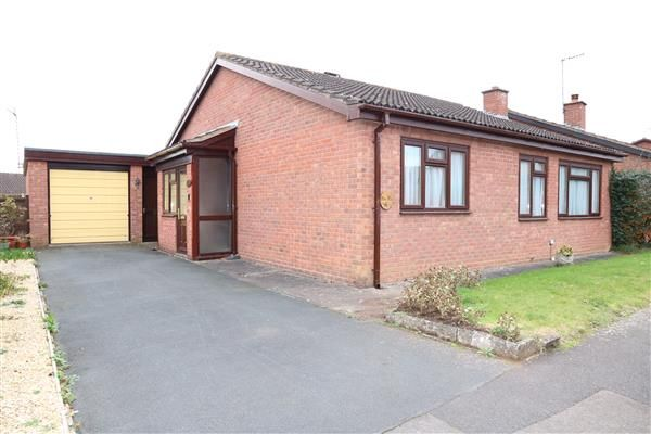 Thumbnail Detached bungalow for sale in Eastfield Road, Ross-On-Wye