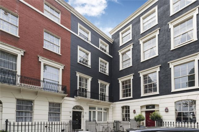 Thumbnail Terraced house for sale in Connaught Square, London