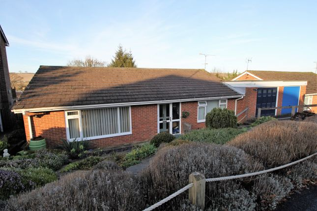 Thumbnail Semi-detached bungalow for sale in Princess Drive, Alton, Hampshire