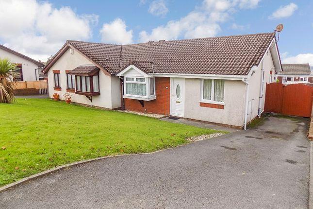Thumbnail Semi-detached house for sale in Mackworth Drive, Cimla, Neath, Neath Port Talbot.