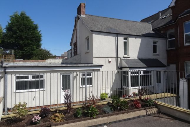 Thumbnail End terrace house for sale in Park Road, Barry