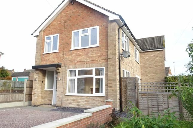 Thumbnail Semi-detached house to rent in Andrew Road, Anstey, Leicester