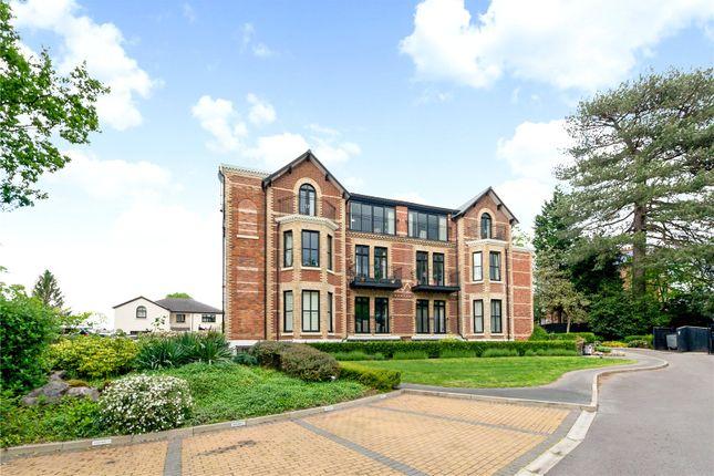Thumbnail Flat for sale in Oak Lawn, 35 Macclesfield Road, Wilmslow, Cheshire