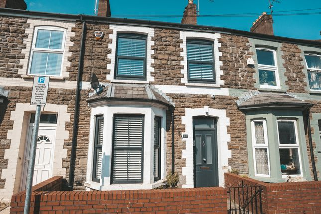 Thumbnail Terraced house for sale in Wyndham Road, Cardiff
