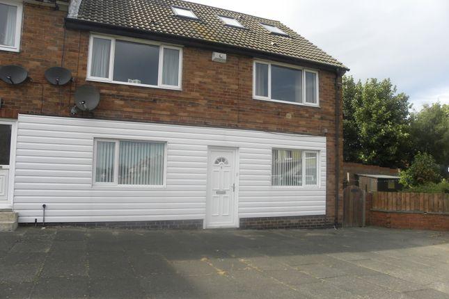 1 bed flat to rent in Alwinton Road, Shiremoor, Newcastle Upon Tyne NE27