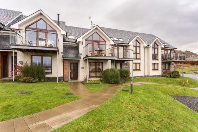 Thumbnail Mews house for sale in Shoreside, Fearnan, Aberfeldy, Perthshire