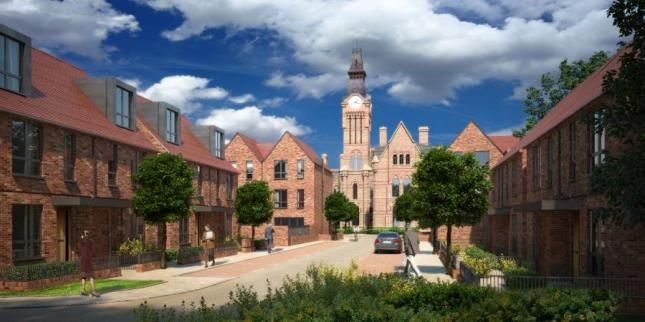 Thumbnail Flat for sale in 1 East Wing, Barnes Village, Cheadle