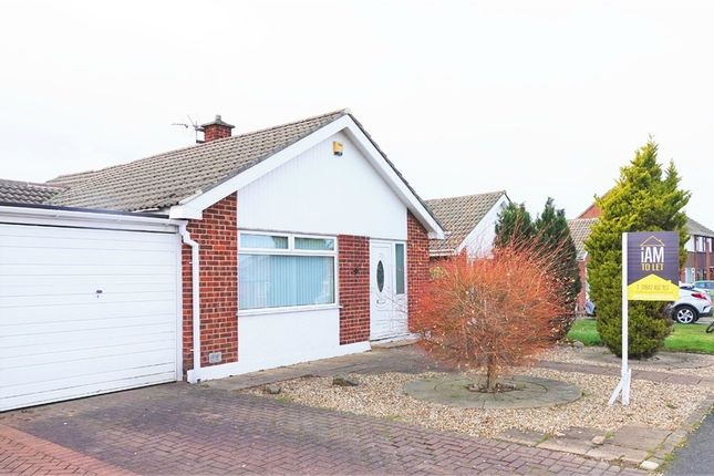 Thumbnail Semi-detached bungalow to rent in Tollesby Lane, Marton-In-Cleveland, Middlesbrough
