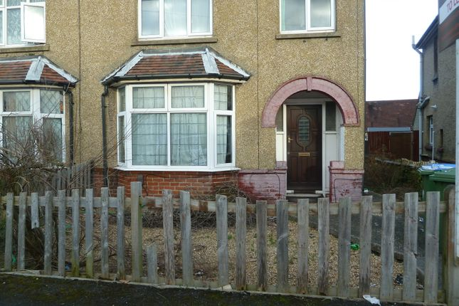 Thumbnail Semi-detached house to rent in Lilac Road, Southampton