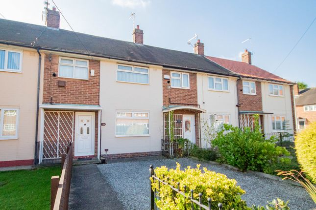 Thumbnail Terraced house to rent in Rosedale Grove, Hull