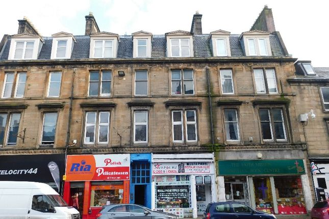 Thumbnail Flat to rent in Barnton Street, Stirling Town, Stirling