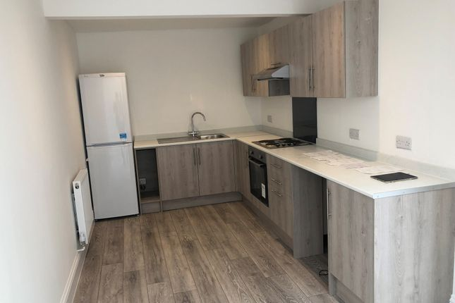 Thumbnail Flat to rent in Pevensey Road, Eastbourne
