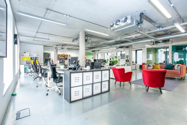 Thumbnail Office to let in 5-11 Worship St, Shoreditch, London